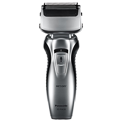 Panasonic ES-RW30-S Dual-Blade Electric Razor, Cordless, Wet or Dry Operation (Panasonic Eyebrow Shaver compare prices)