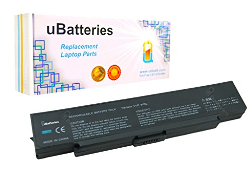 Click to buy UBatteries Laptop Battery Sony VAIO VGN-AR170P - 6 Cell, 4400mAh - From only $69.95