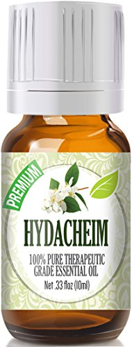 Hydacheim 100% Pure, Best Therapeutic Grade Essential Oil - 10ml