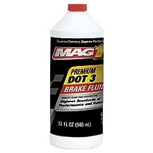 MAG1 120 Premium DOT 3 Brake Fluid - 32 oz.