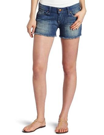 Lucky Brand Women's Riley Denim Cut-Off Short, Meriden, 25