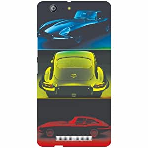 Printland Phone Cover For Gionee Marathon M5