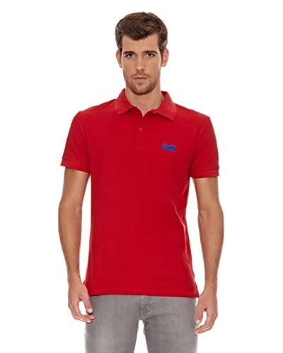 Versace Jeans Polo Durando Rojo