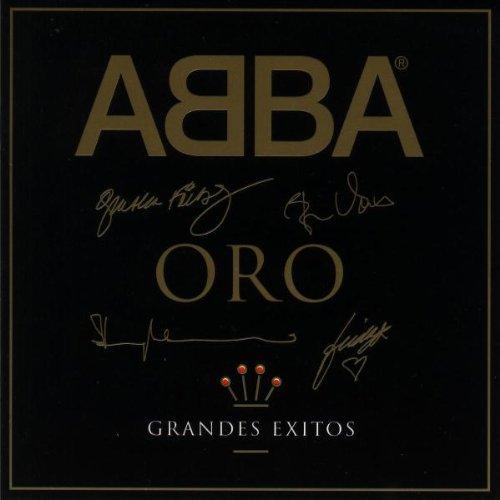 ABBA Oro: Grandes Éxitos artwork