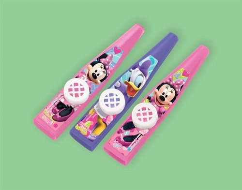 Minnie Mouse Kazoos