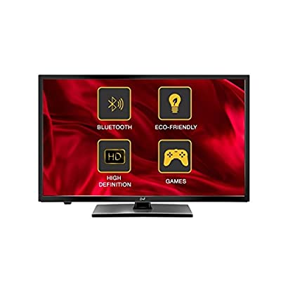 Noble Skiodo 21CV195ODN01 50cm (19.5 inches) HD Ready LED TV (Black)
