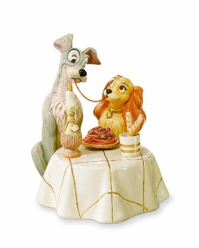Lenox Disney Showcase Lady and the Tramp