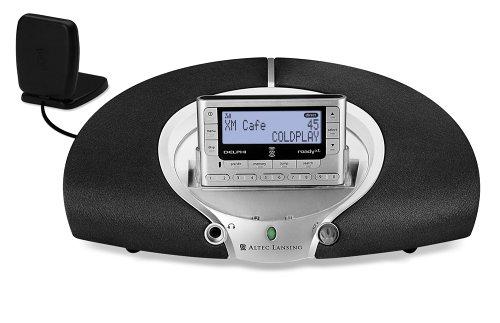 Altec Lansing Xm3120 Docking/Speaker System For Audiovox Express And Delphi Roady Xt