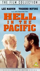 Hell In The Pacific [VHS]