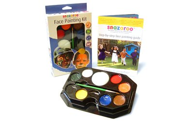face painting kit for kids - boy