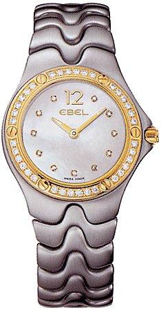 Ebel Women's Sportwave Watch 1956k24-9811
