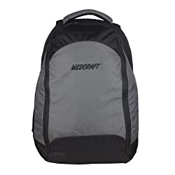 Wildcraft Zen Grey Casual Backpack (8903338005353)