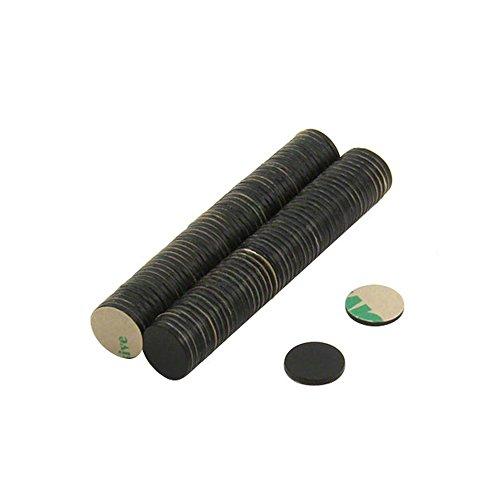 first4magnets-f307bkna-diametro-100-mm-10-x-1-mm-n42-adesivo-epossidico-058-kg-con-magnete-colore-ne