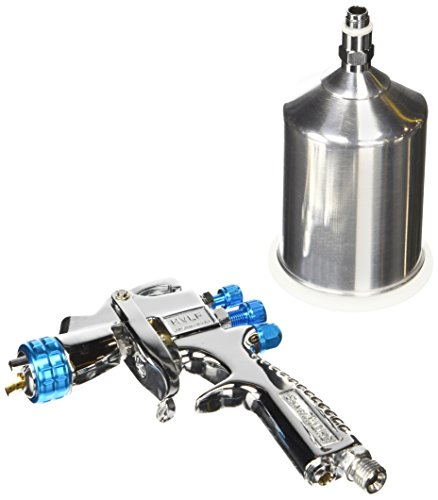 DeVilbiss 802405 StartingLine HVLP  Detail and Touch-Up Gravity Spray Gun (Devilbiss Gravity Spray Gun compare prices)