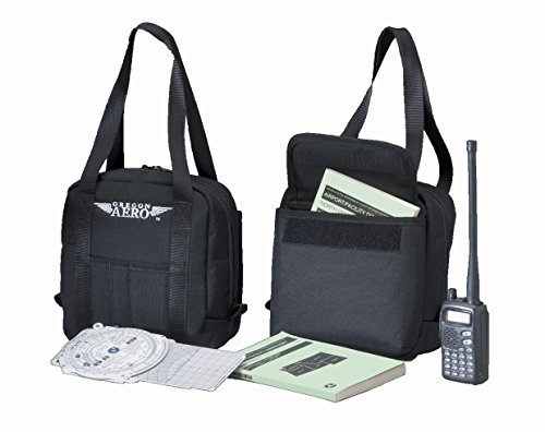 Oregon Aero Single Headset Bag With Checklist Book Pocket