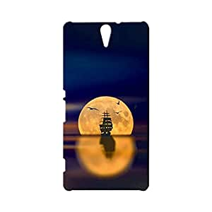 BLUEDIO Designer Printed Back case cover for Sony Xperia C5 - G4347