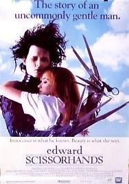 Essay on edward scissorhands