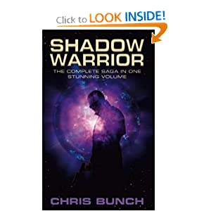 Shadow Warrior by Chris Bunch