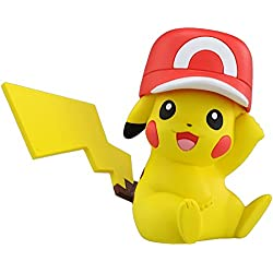 Muñeco Pikachu Monsters Collection con sombrero