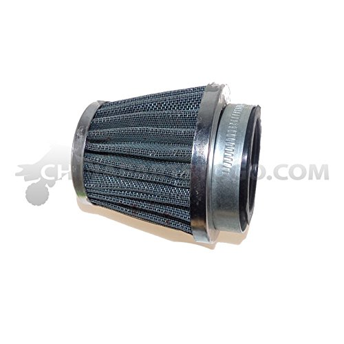Outside Distributing Air Filter Wire Mesh Long Cone 42mm 06-0409