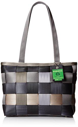 Harveys Seat Belt Bag Treecycle Large Tote,Multi,One Size front-81705
