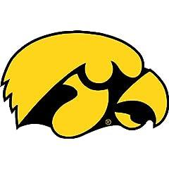 Buy NCAA Iowa Hawkeyes 12-Inch Magnet by Fremont Die