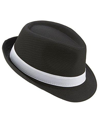 cappello-borsalino-nero-fascia-bianca-adulto