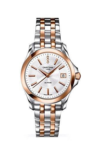 XS Analog Quartz Stainless Steel Ladies Wristwatch Certina C004 210.22.036.00.