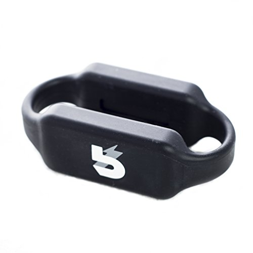 Boost Band Black Portable Charger Wristband Phone Charger Power Bank (Boost Mobile Best Phones compare prices)