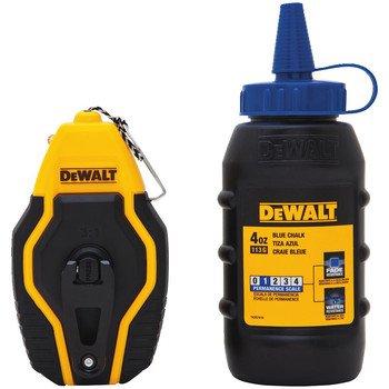 Dewalt DWHT47257L Compact Reel with Blue Chalk