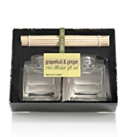 Grapefruit & Ginger Mini Diffuser Sticks Gift Set