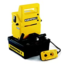 Enerpac PUD-1100E Economy Electric Pump with Dump Valve