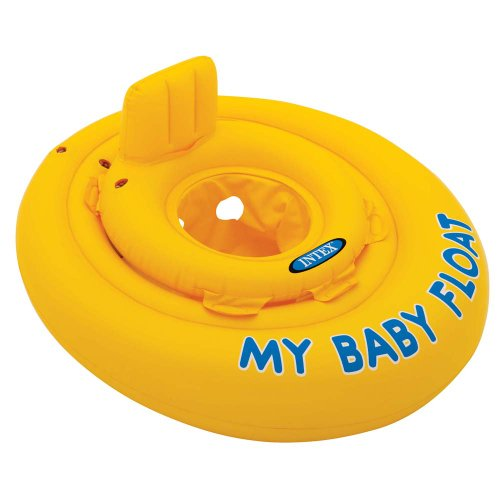 Intex My Baby Float Swimming Aid Swim Seat (6month - 1year) #56585