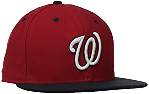 MLB Washington Nationals AC on Field Alternate 2 59Fifty Cap, 7