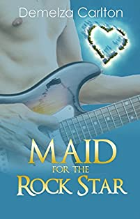 Maid For The Rock Star by Demelza Carlton ebook deal