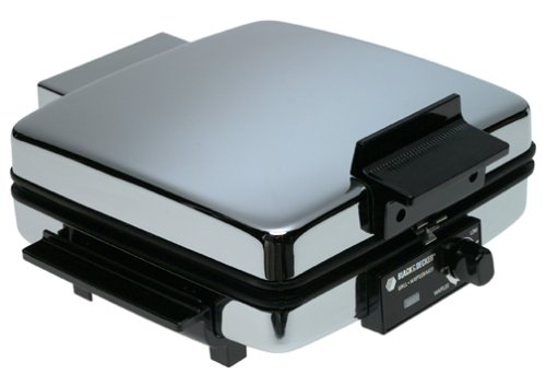 Black & Decker G48TD Grill and Waffle Baker