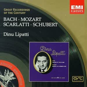 Bach, Mozart, Scarlatti, Schubert