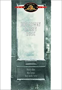 "Cover of ""Broadway Danny Rose"""