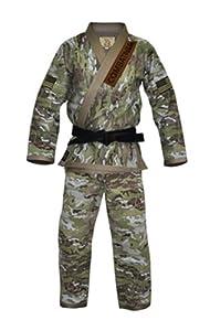 Fuji BJJ Combatives GI Uniform, Camouflage by Fuji