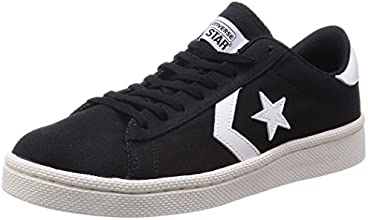 [コンバース] CONVERSE XL PRO-LEATHER CANVAS OX XL PRO LE CVS BLK (ブラック/10)