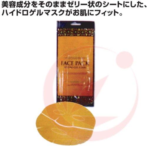 プエラス 五色黄土ハイドロゲルマスク 30gx1枚