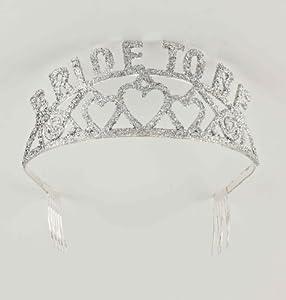 Glitter Tiara – Bride To Be