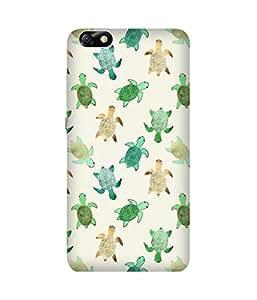 Cute Turtles Huawei Honor 4X Case