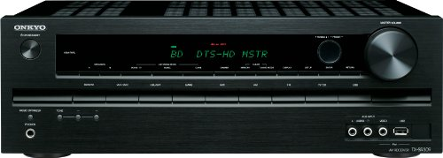 Onkyo TX-SR309 5.1 Channel Home Theater Receiver