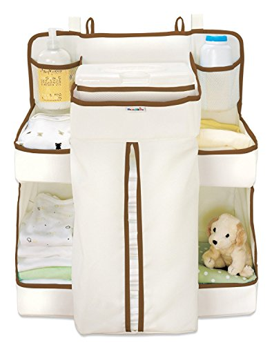 Munchkin Diaper Change Organizer front-730290
