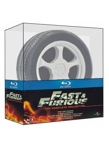 Fast & furious - The complete collection [Blu-ray] [IT Import]