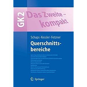 Das Zweite - kompakt: Querschnittsbereiche - GK 2 (Springer-Lehrbuch)