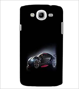 PrintDhaba Cool Car D-1172 Back Case Cover for SAMSUNG GALAXY MEGA 5.8 (Multi-Coloured)