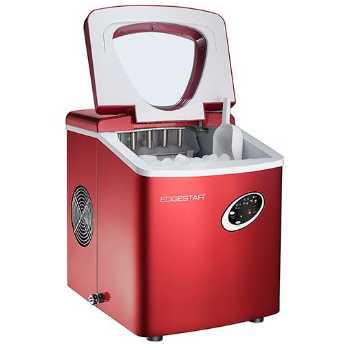 Countertop Ice Maker At Target : RED Ice Maker Cube Machine Compact Small Countertop Portable Kitchen ...