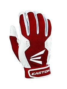 Buy Easton Adult Typhoon III Batting Gloves by Easton